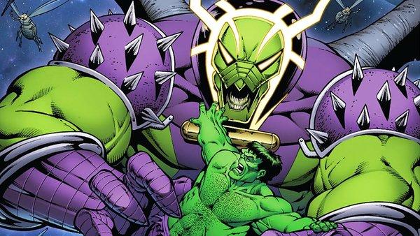 Annihilus Vs Hulk