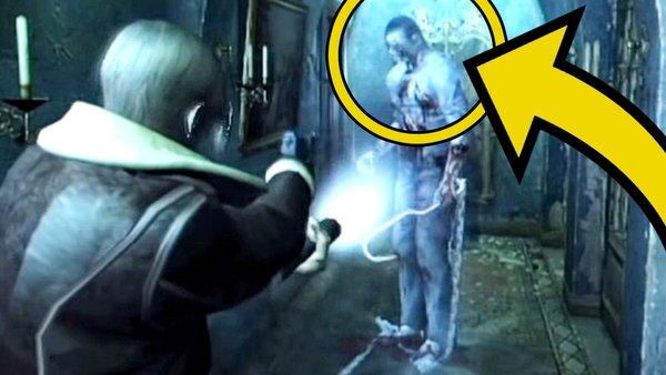 Resident Evil Hook Man