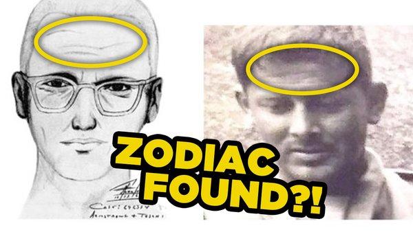 Zodiac Suspect